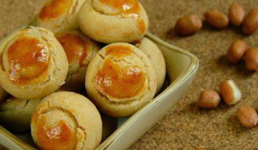 Resep kue mentega gurih renyah
