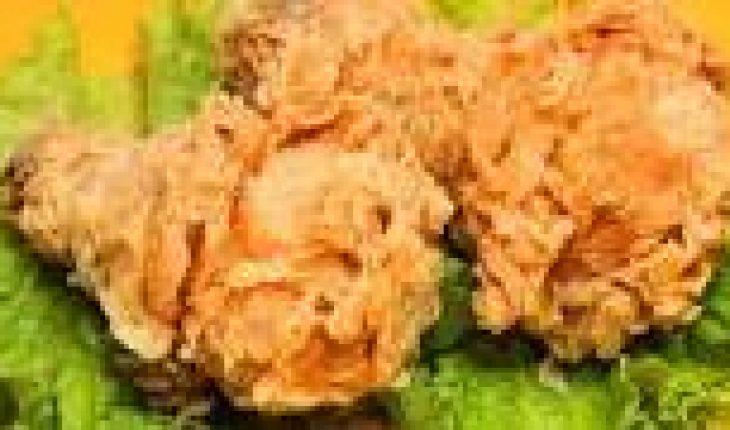 Resep ayam goreng tepung kriuk