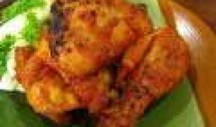 Resep Ayam Goreng pedas Renyah
