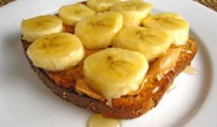 Resep Sandwich Kacang pisang