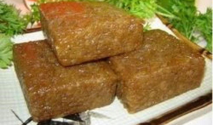 Resep Wajik Durian Khas Aceh