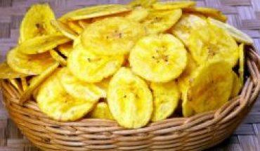 Resep Kripik pisang Manis