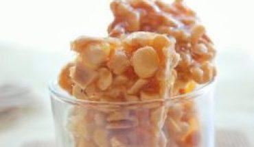 Resep Kue Kacang Karamel
