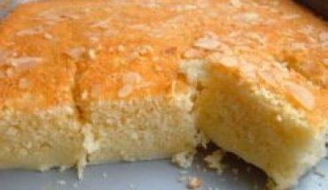 Resep Kue Singkong Panggang Keju