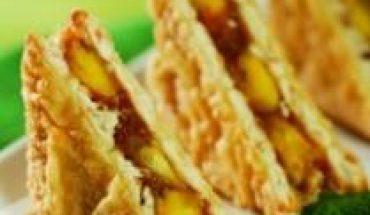 Resep Crackers Sapit Pisang