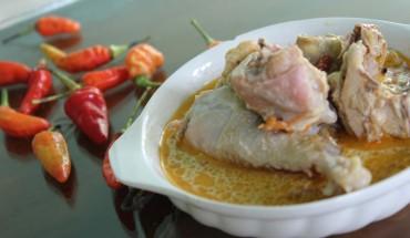 Resep Ayam Pedas Banyuwangi