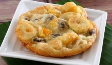 Resep Kue Pisang goreng nangka