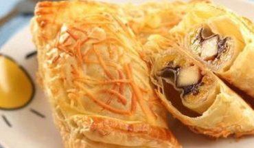 Resep Kue Pastri Pisang