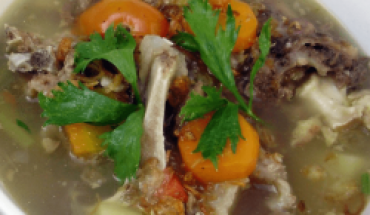 Resep cara membuat Sup Iga Sapi Kuah Bening Enak